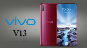 Новинка Vivo V13 Pro: 5 камер с разрешением 100 МП в сумме - изображение