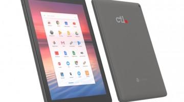 Новый планшет CTL Chromebook Tab Tx1 снабжен 9,7-дюймовым дисплеем QXGA  - изображение