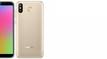 HomTom H5: бюджетный, но вполне приличный смартфон - изображение