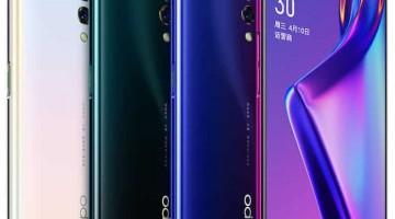 Официальная презентация смартфона OPPO K3: выдвижная фронталка и... - изображение