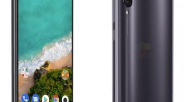 Смартфон Xiaomi Mi A3 появился на пресс-рендерах - изображение