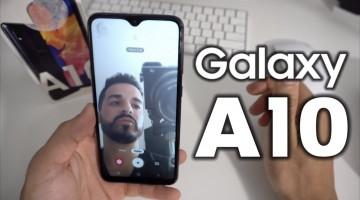Новый смартфон от Samsung  - Galaxy A10e Selfie, почти как Galaxy A10е, только селфи - изображение
