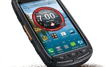 Kyocera TorqueXT – «внедорожный» LTE смартфон - изображение