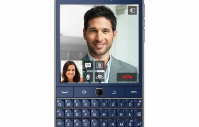 BlackBerry Classic Cobalt Blue – имиджевый смартфон с QWERTY - изображение