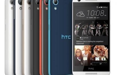 HTC Desire 626s, Desire 626, Desire 520 и Desire 526 – 4-ка смартфонов на последней версии Android - изображение