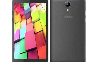 Intex Cloud 4G Star – недорогой LTE смартфон  - изображение