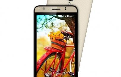 Karbonn Titanium MachFive – сбалансированный бюджетный смартфон  - изображение