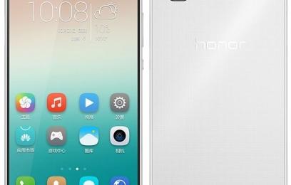 Huawei Honor 7i – производительный смартфон с поворотной камерой  - изображение