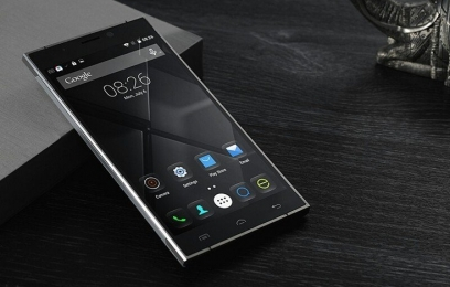 Doogee F5 – бюджетный смартфон высокой производительности - изображение