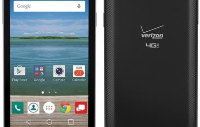 LG Optimus Zone 3 – эксклюзивный смартфон Verizon - изображение