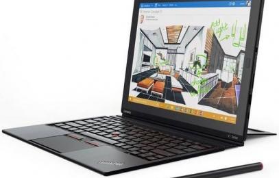Lenovo ThinkPad X1 Tablet – свеженький планшетный ПК - изображение