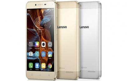 Lenovo Vibe K5 и K5 Plus бюджетные смартфоны по приемлемой цене    - изображение