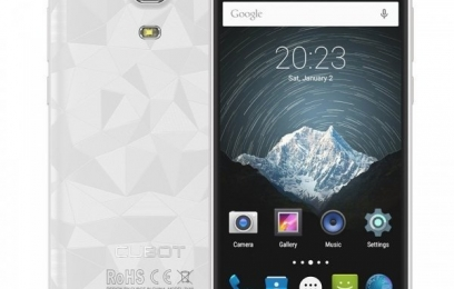 Китайская фирма Cubot познакомила публику с бюджетными смартфонами Z100, S550 и S500 - изображение