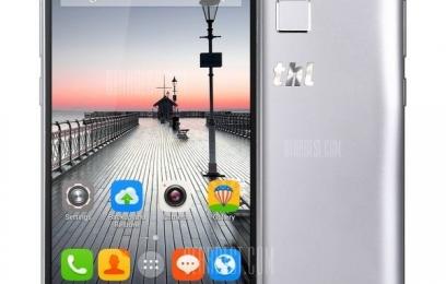Смартфон THL T7 сможет распознать вас по отпечатку пальца - изображение