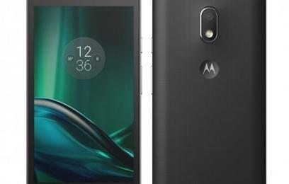 Три бюджетные новинки от Motorola – Moto G4, G4 Play и G4 Plus - изображение