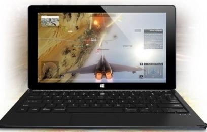 Графический планшет Cube iWork 11 с двумя операционными системами - изображение
