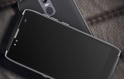 Смартфон Uhans U3 получил корпус из кожи и титанового сплава - изображение