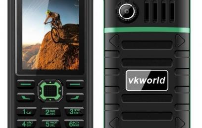 Бюджетный смартфон защитного сегмента Vkworld Stone V3 Max - изображение