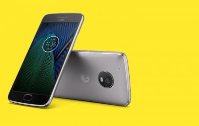 Секрет смарфонов Moto G5 и Moto G5 Plus полностью раскрыт - изображение