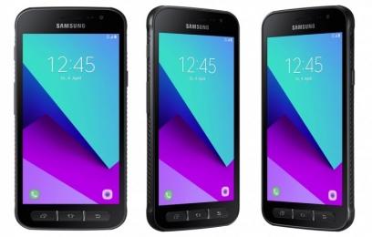 Защищённая новинка Samsung Galaxy Xcover 4 получила бюджетное