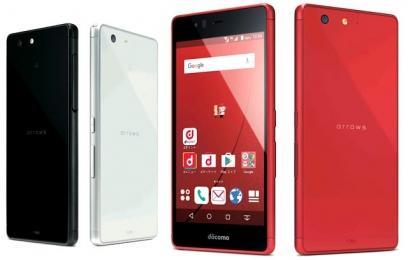 Fujitsu Arrows M04: телефон, который не боится воды с мылом - изображение