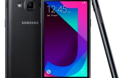 Samsung Galaxy J2 (2017) - бюджетный смартфон с AMOLED экраном  - изображение