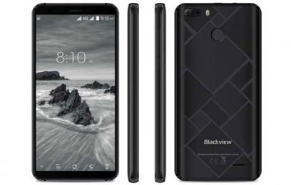 Анонсирован бюджетник Blackview S6 - изображение