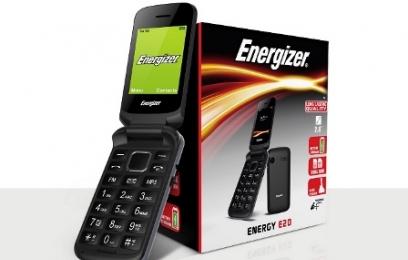 Компания Energizer анонсировала бюджетную раскладушку ENERGY E20 - изображение