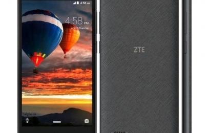 Дебютировавший смартфон ZTE Tempo Go на MWC-2018, получил платформу Android Go - изображение