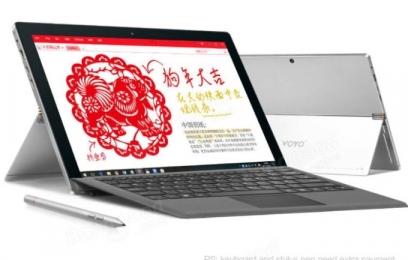 Voyo Vbook i5: новый планшет с экраном в формате 3К - изображение