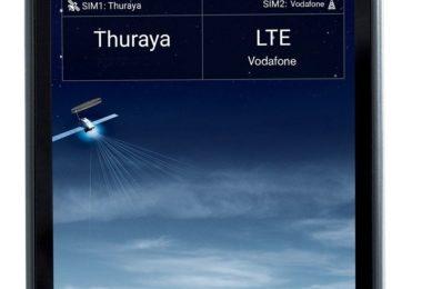 Thuraya X5-Touch: первый смартфон-гибрид с спутниковым телефоном - изображение