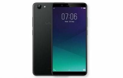 Смартфон Vivo Y71 стал первым бюджетником Vivo с дисплеем 18:9 - изображение