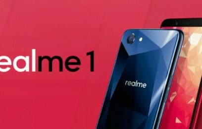 OPPO Realme 1: устройство с экраном Full HD и 6ГБ ОЗУ - изображение