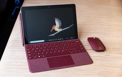 Корпорация Microsoft анонсировала выход планшета Surface Go - изображение