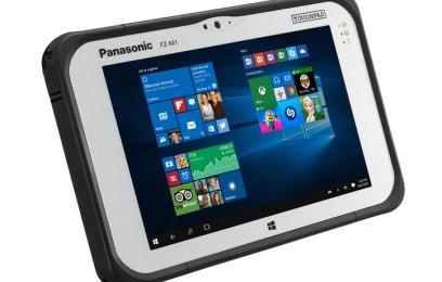 Компания Panasonic выпустила дорогой защищенный планшетник Toughpad FZ-M1   - изображение