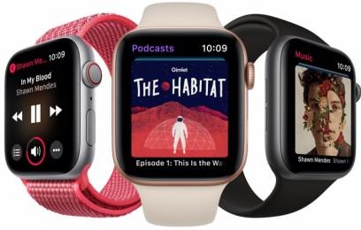 Apple официально представила 4 поколение умных часов Apple Watch - изображение