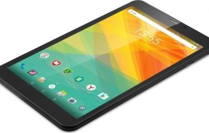Prestigio Grace 5588 4G: простенький планшет со сканером отпечатков пальцев - изображение