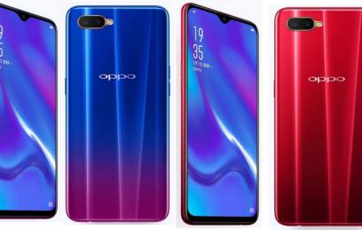 Анонсирован самый дешевый смартфон Oppo K1 со сканером отпечатков пальцев и... - изображение