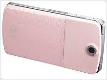 Новый эффектный телефон KF350 с необычным дизайном - изображение
