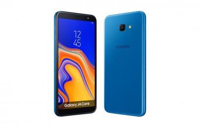 Прошел анонс нового смартфона Samsung Galaxy J4 Core - изображение