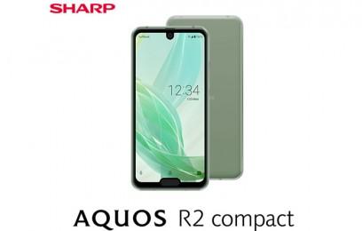 Смартфон Sharp AQUOS R2 compact получил сразу 2 выреза на экране - изображение