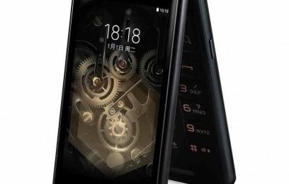 Смартфон-раскладушка Philips S351F с не очень прочным корпусом - изображение