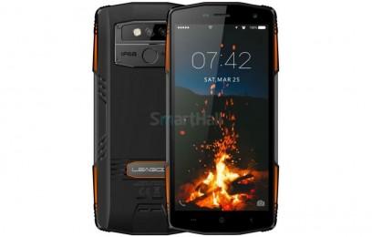 Смартфон Leagoo XRover C – бюджетное устройство с надежной защитой и NFC - изображение