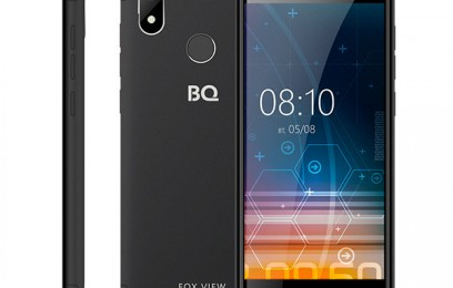 Представлен новый BQ-5011G Fox View - изображение