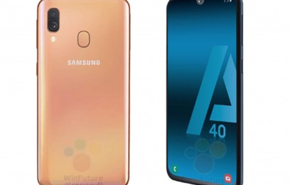 Утечка о ТТХ и стоимости нового Samsung Galaxy A40 - изображение