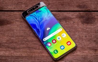 Релиз Samsung Galaxy A80: феноменальная конструкция камеры - изображение