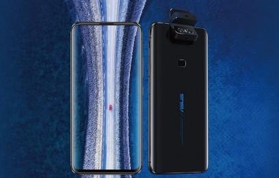 Анонс флагмана ASUS ZenFone 6: приличный смартфон для мегаселфи - изображение