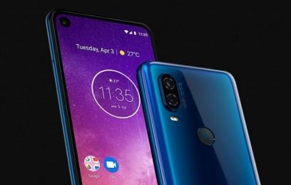 В интернет попали фотографии и характеристики смартфона Motorola One Action - изображение