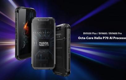 Blackview BV9500 Plus – прокаченная версия смартфона BV9500 - изображение
