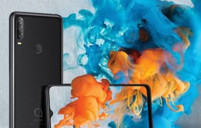 Простенький Alcatel 1V, красивый 3X (2019) и загадочный Alcatel Smart Tab 7 - изображение